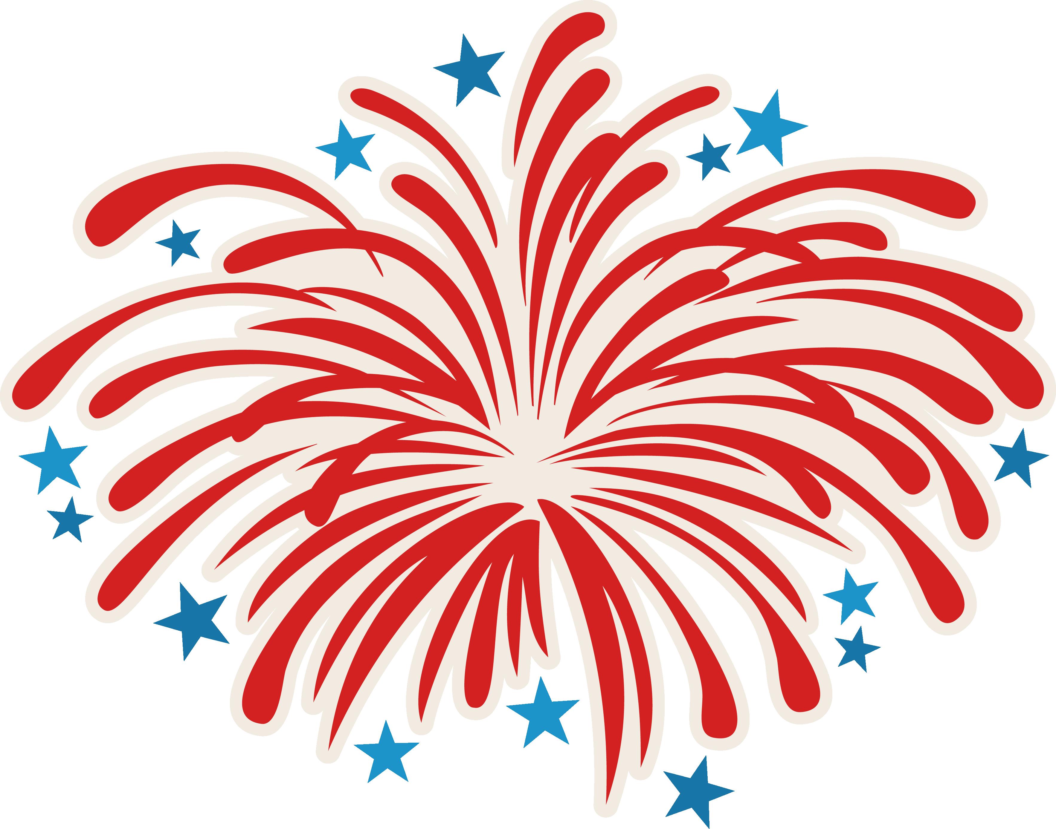Firework blast svg s. Clipart sunglasses merica
