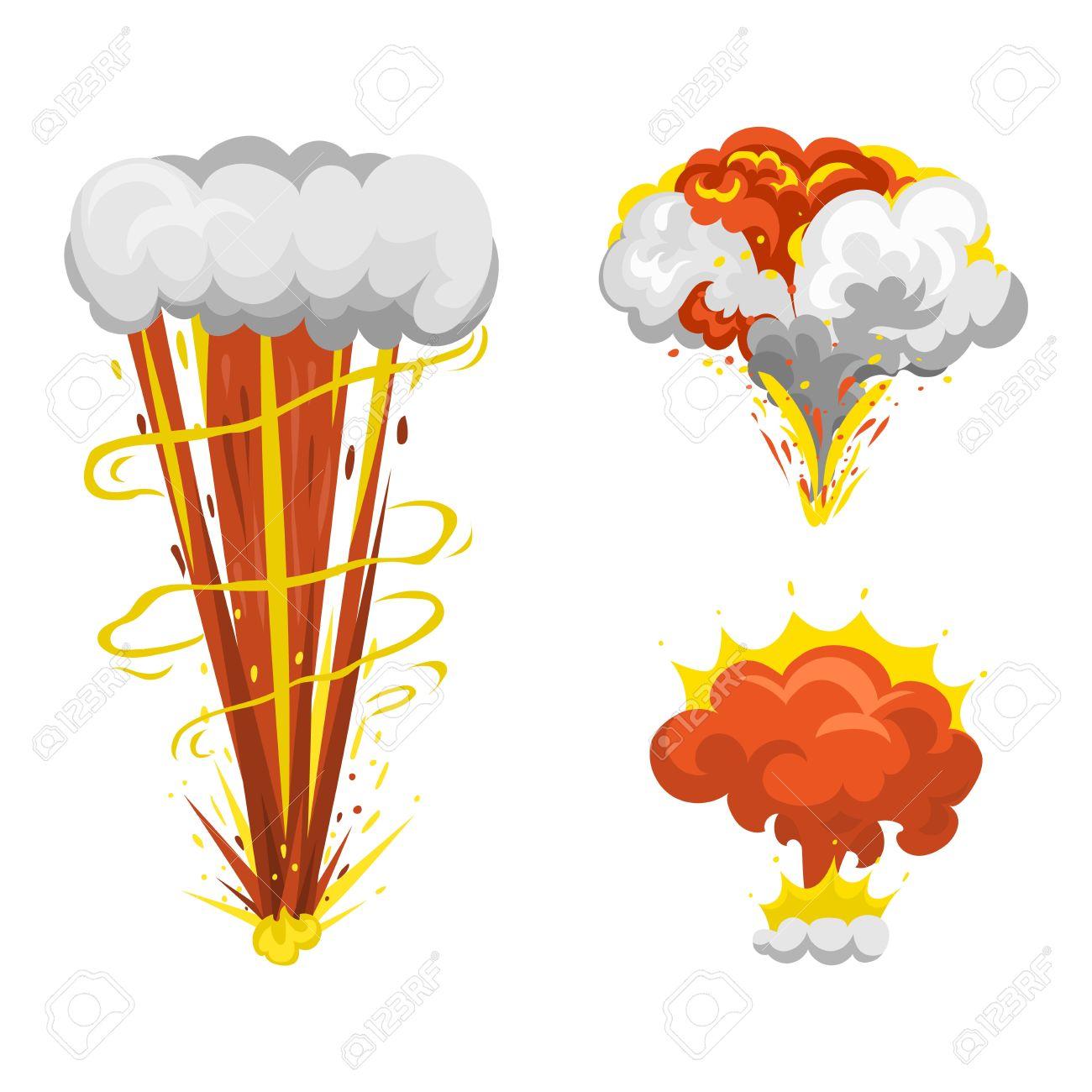 Fire explosion free collection. Burst clipart cloud burst