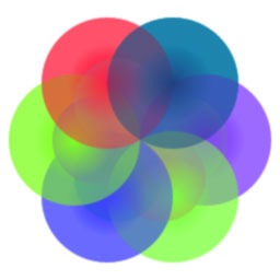 Burst clipart color burst. Gif animation