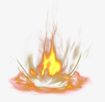 Light effect specially good. Burst clipart fire