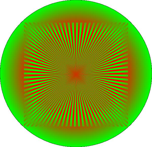 Burst clipart green. Christmas clip art at