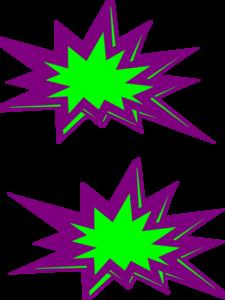Free cliparts download clip. Burst clipart green