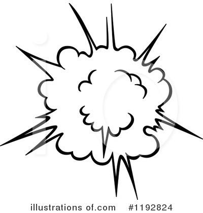 burst clipart illustration