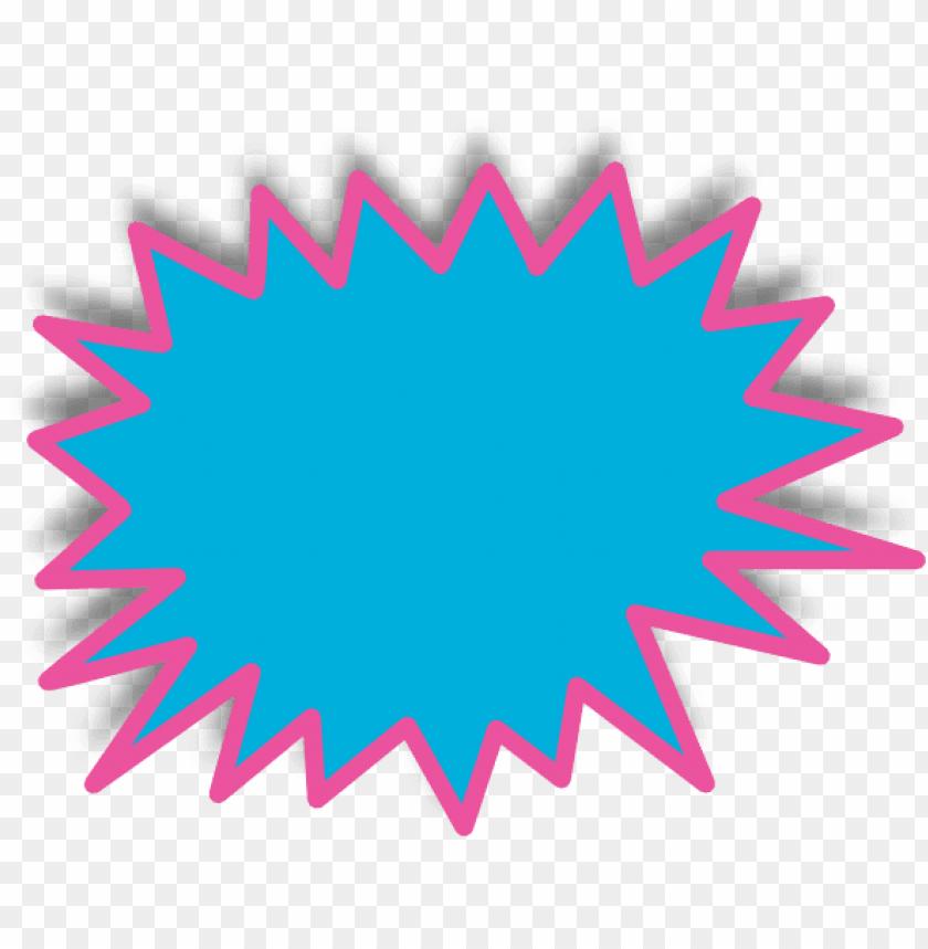Clip art star png. Burst clipart pink starburst