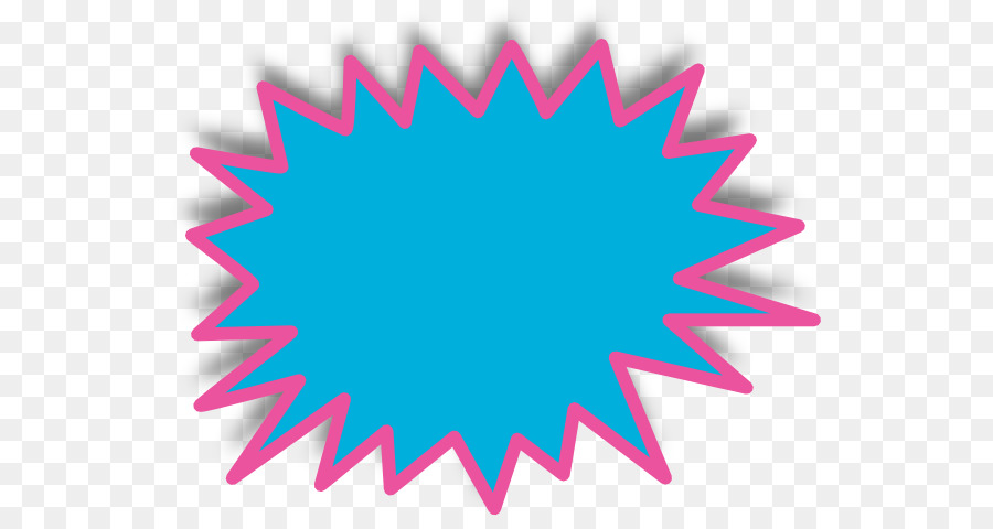 Sign template free download. Burst clipart pink starburst