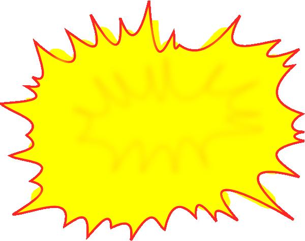 Burst clipart pow. Clip art at clker
