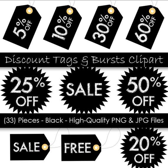 Tag printable hang tags. Burst clipart price