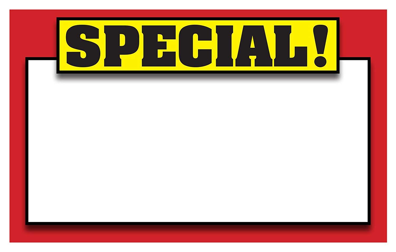 Amazon com retail special. Burst clipart price tag