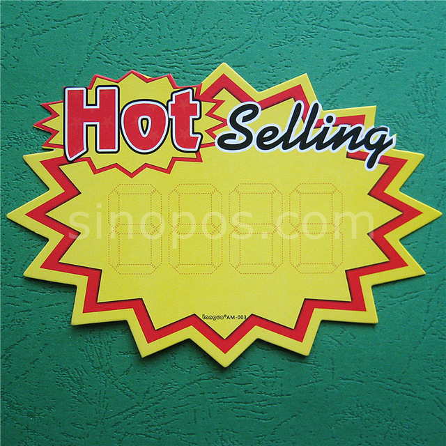 Burst clipart price tag. Hot selling sign colored