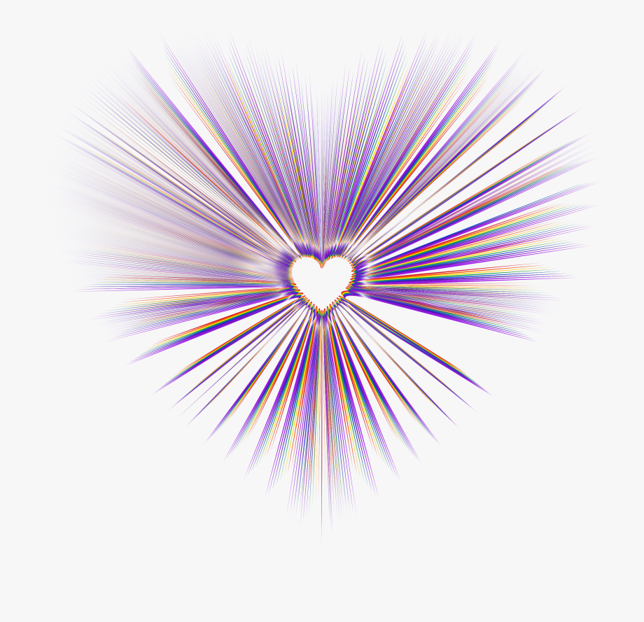 Firework heart free cliparts. Burst clipart purple