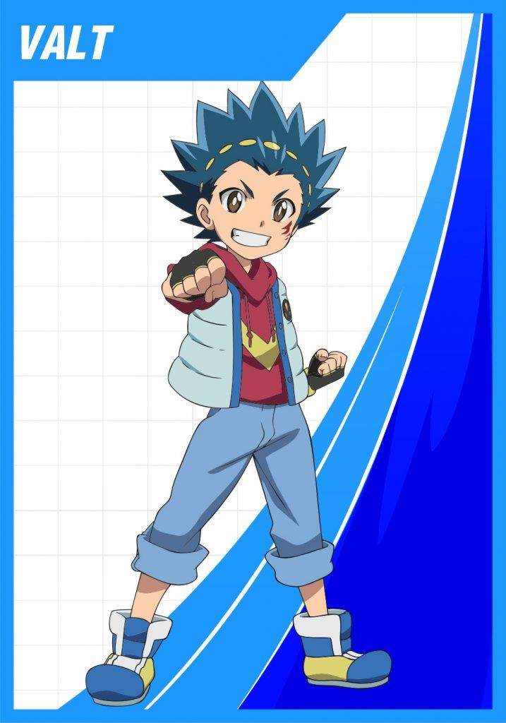 Burst clipart spiky. Characters the official beyblade