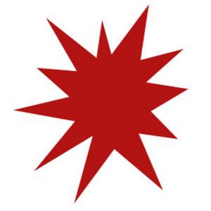 Burst clipart starburst. Free download clip art