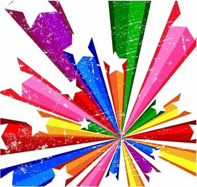 Burst clipart starburst. Free vector download for