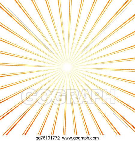 Burst clipart sun burst. Drawing gg gograph