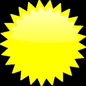 Yellow star clip art. Burst clipart transparent