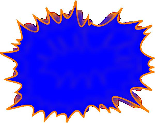 Clip art at clker. Burst clipart transparent