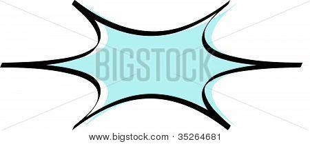 Burst clipart turquoise. Panda free images burstclipart