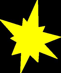 Burst clipart yellow. Clip art at clker