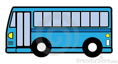 City clipartix. Bus clipart