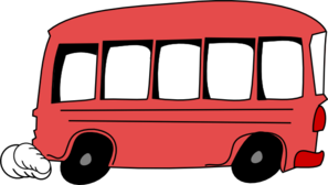 Bus clipart. Tour panda free images