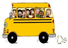Bus clipart camp. The week buses have