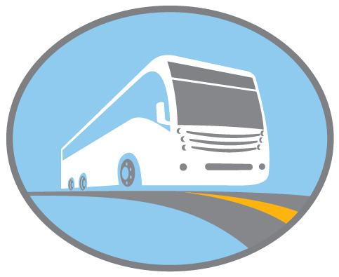Bus clipart charter bus. Home nc group transpo