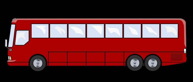 Bus clipart charter bus. Sandusky county ymca located