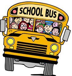 School clip art time. Bus clipart day trip