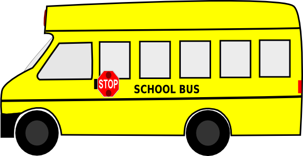 Simple drawing at getdrawings. Bus clipart easy