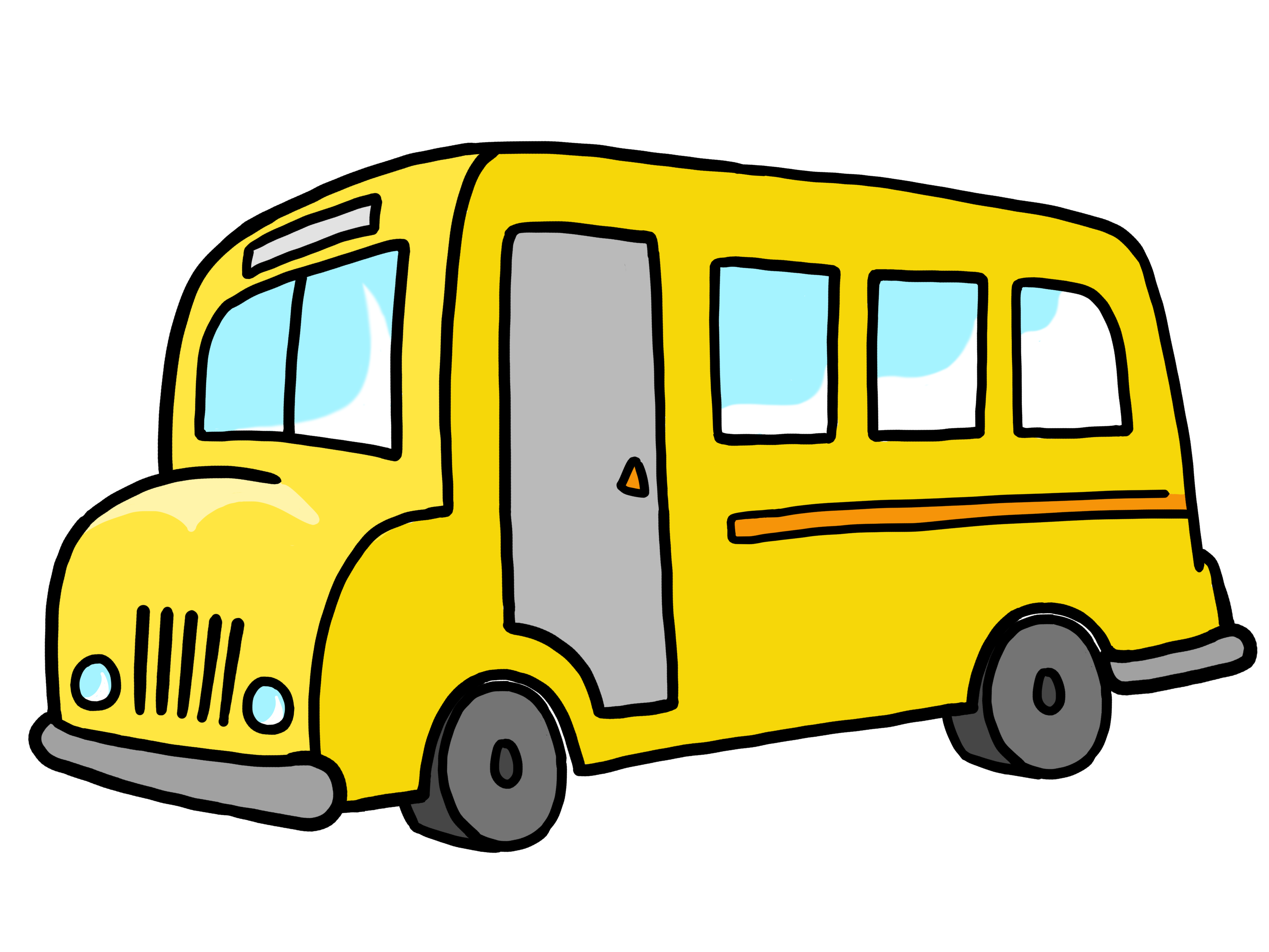 Driver clipart bus conductor. Transportation