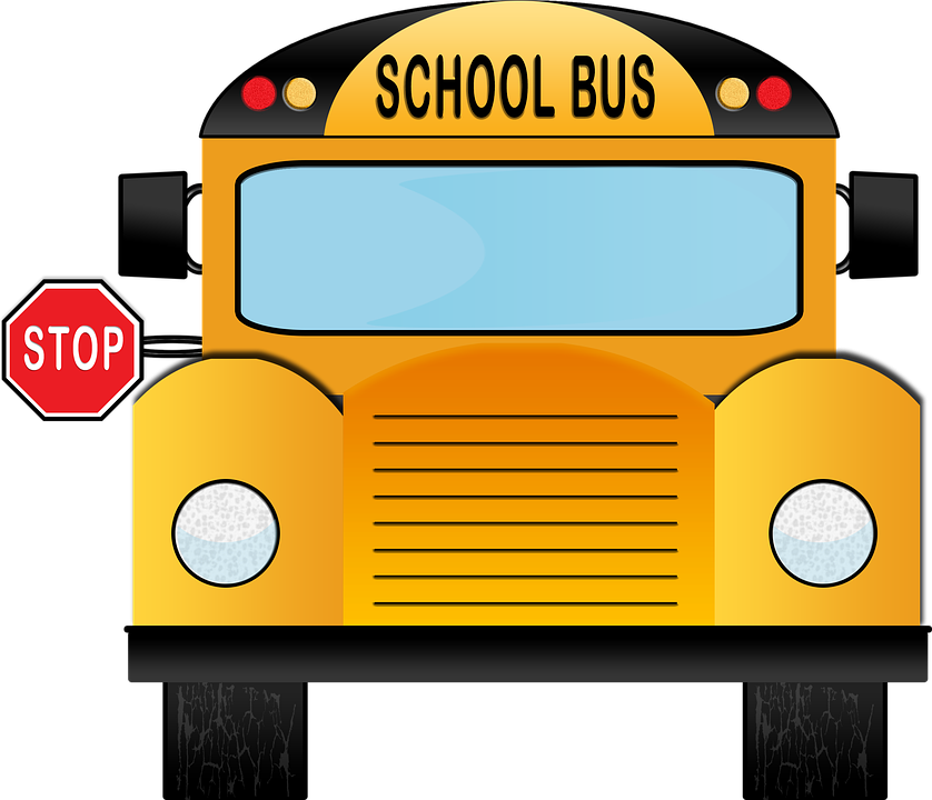 Clipart road bus route. Cliparts shop of library