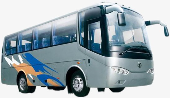 Gray png image and. Bus clipart motor coach