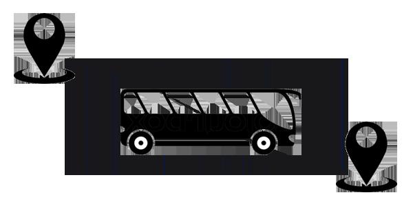 Bus clipart motor coach. Orlando florida charter group