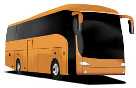 Bus clipart motor coach.  trips travel tanglewood