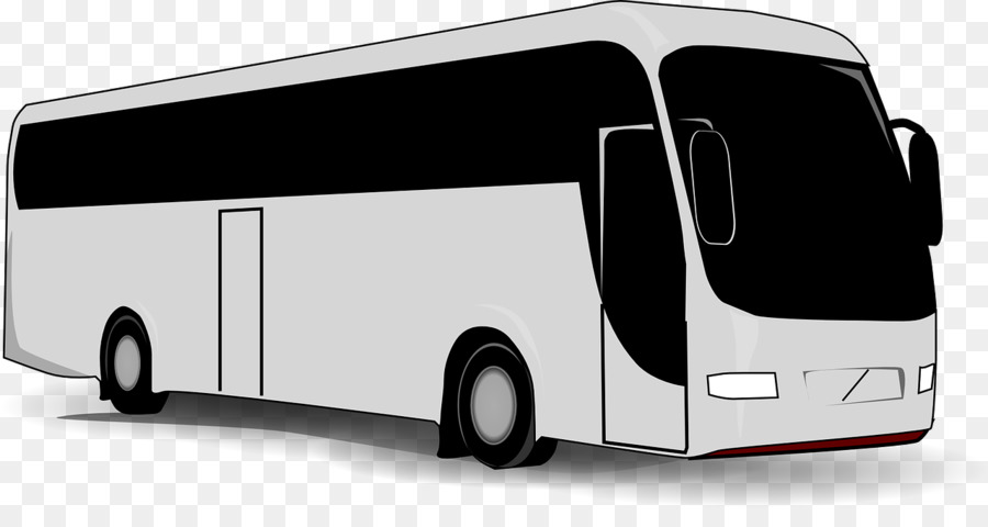 Coach clipart. Tour bus service greyhound