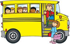 Clipart bus. Free short best daycare