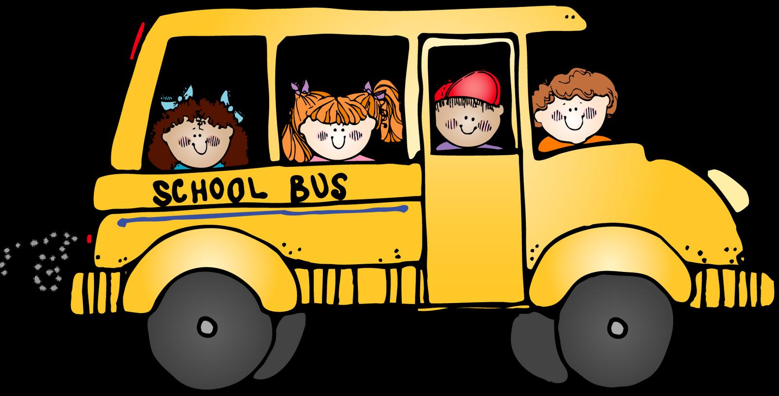 Bus clip art via. Melonheadz clipart field trip