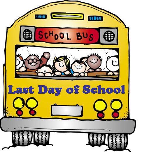 Clipart school end. Last day of preschool