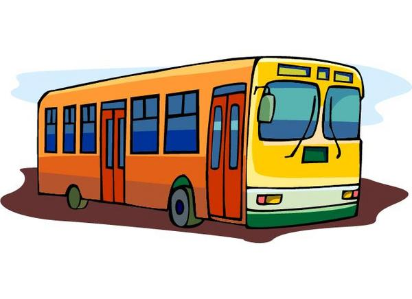 Clipart bus library. Free picture download clip