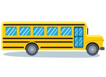 Clipart bus. Free clip art pictures