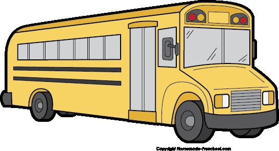School clip art black. Bus clipart shape