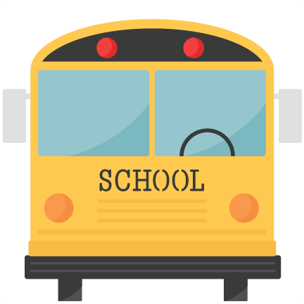 School silhouette at getdrawings. Bus clipart shape