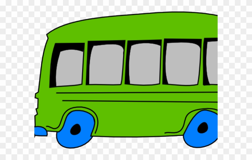 Gray school png download. Bus clipart shape