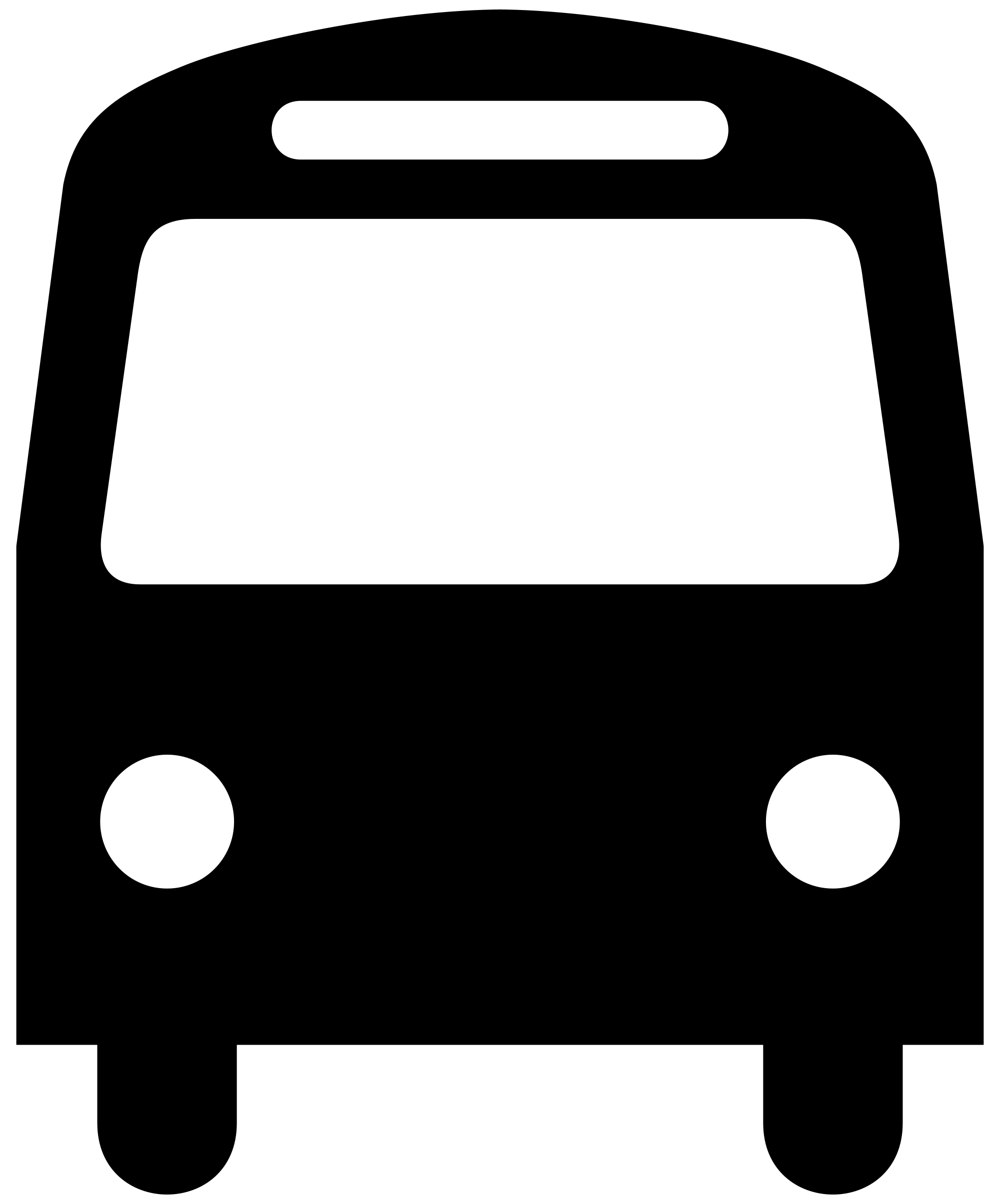 Bus shuttle bus