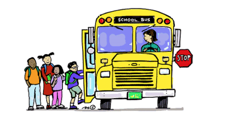Bus clipart side view. School free download best
