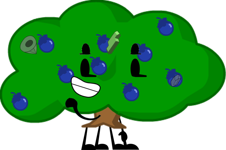 Bush clipart berry. Image png object shows