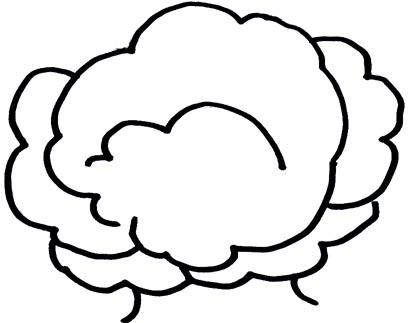 Free download clip art. Bush clipart black and white