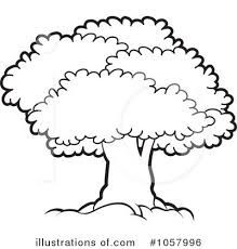Free for teachers cliparts. Bush clipart black and white