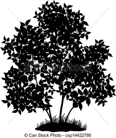 Bush clipart black and white.  collection of grass