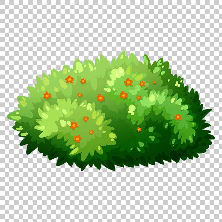 Bush clipart clip art. Flowers png image free